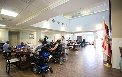 inpatient rehab facility, residential rehab