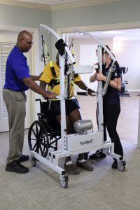 Body Weight Support System 200x300 - Post Acute Rehab