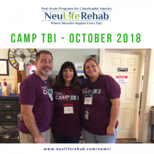 11 300x300 - NeuLife Rehab hosts Camp TBI