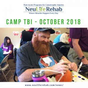 12 300x300 - NeuLife Rehab hosts Camp TBI