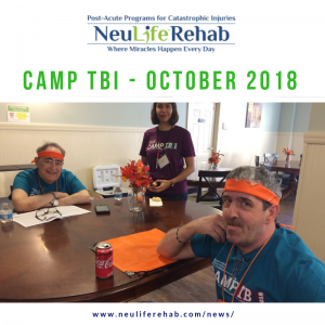 13 300x300 - NeuLife Rehab hosts Camp TBI