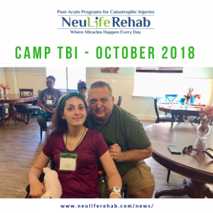 14 300x300 - NeuLife Rehab hosts Camp TBI