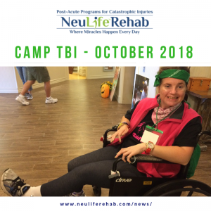 15 300x300 - NeuLife Rehab hosts Camp TBI