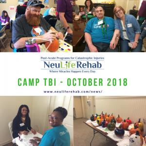 4 300x300 - NeuLife Rehab hosts Camp TBI