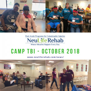 5 300x300 - NeuLife Rehab hosts Camp TBI