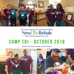 6 300x300 - NeuLife Rehab hosts Camp TBI
