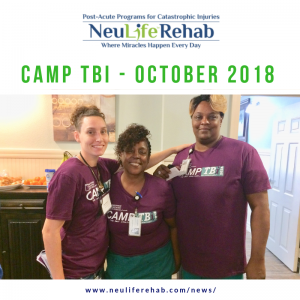 7 300x300 - NeuLife Rehab hosts Camp TBI