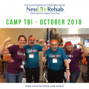 8 300x300 - NeuLife Rehab hosts Camp TBI