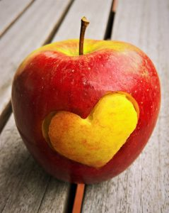 apple bright close up 416443 239x300 - Brain Injury and Heart Attack: How are They Related?